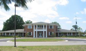 Fisher House family residence. (McGuire VAMC, 7/24/08)